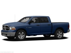 2011 Dodge 1500 Laramie Truck Crew Cab