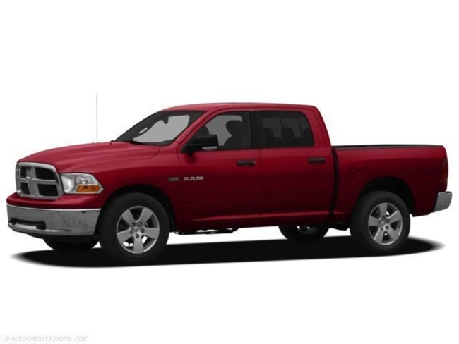 2011 Dodge Ram 1500 Outd Crew Cab Short Bed Truck