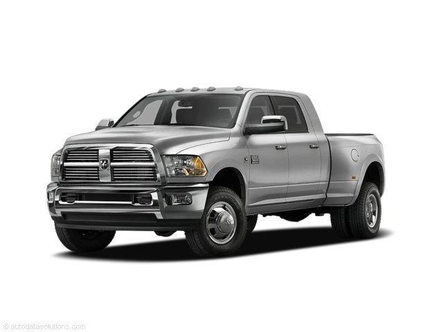 2011 Ram 3500 Laramie Truck