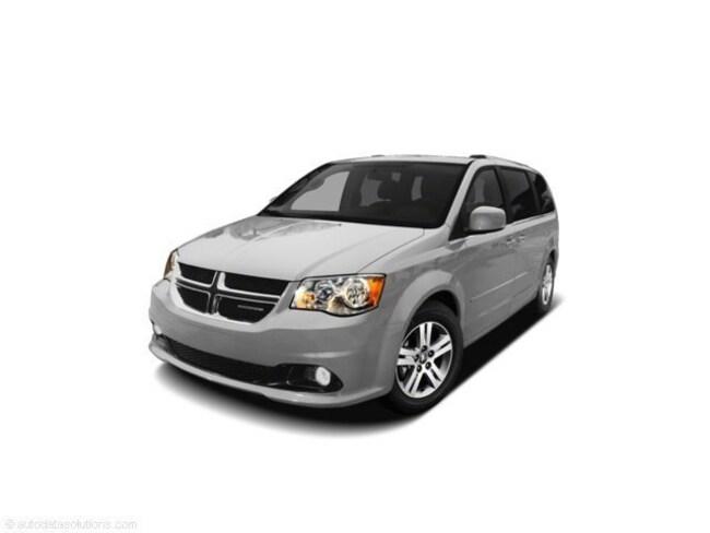 2011 Dodge Grand Caravan PV Van