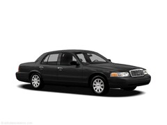 2011 Ford Crown Victoria LX Sedan For Sale in Sylva