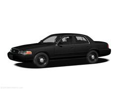 2011 Ford Crown Victoria Police Interceptor w/3.27 Axle Sedan