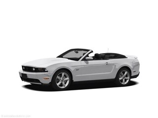 Used 2011 Ford Mustang Convertible Bullhead City