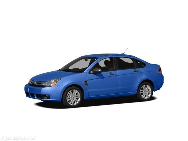 2011 Ford Focus Sedan