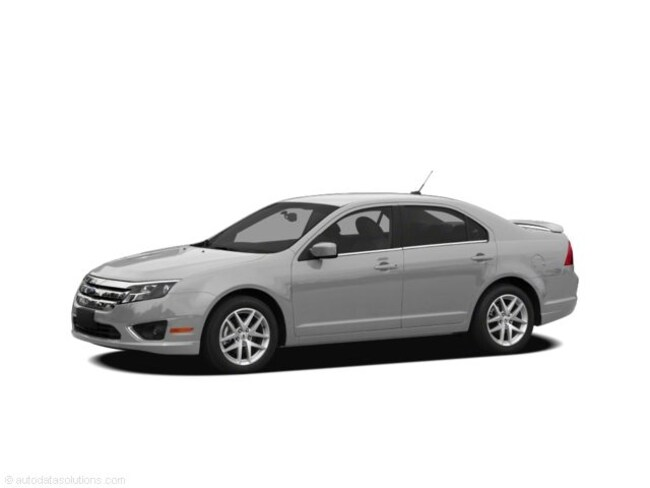 2011 Ford Fusion S Sedan