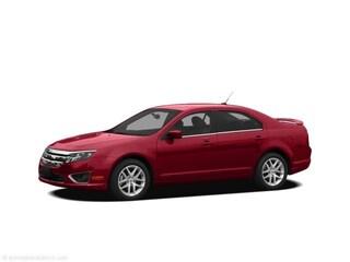 2011 Ford Fusion 4dr Sdn SE FWD Sedan