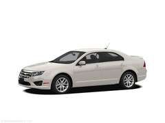 Used 2011 Ford Fusion SE Sedan for sale in Decatur, IL