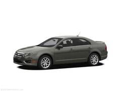 Used 2011 Ford Fusion SE Sedan For Sale In Carrollton, TX