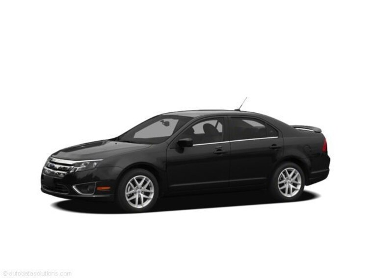 Used  2011 Ford Fusion SEL Sedan in Concord New Hampshire
