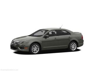 2011 Ford Fusion SEL Sedan