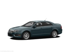 2011 Ford Fusion SEL Undefined