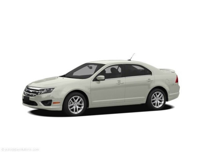 Used 2011 Ford Fusion SEL Sedan for sale near Stamford & New Haven CT