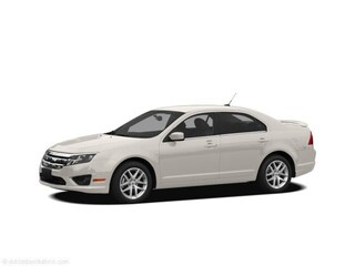 Pre-Owned 2011 Ford Fusion SPORT Sedan for sale in McKinney, TX