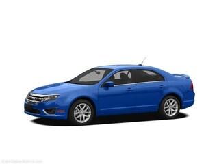 2011 Ford Fusion SEL AWD Sedan