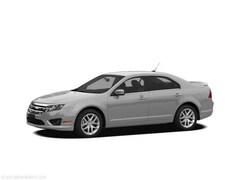 2011 Ford Fusion SEL 4dr Car