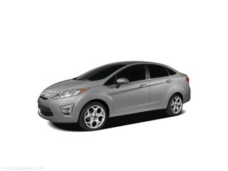 used 2011 Ford Fiesta S Sedan in Lafayette