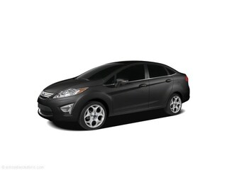 Used 2011 Ford Fiesta SE Sedan for sale in Boston, MA