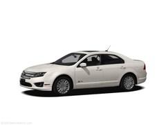 2011 Ford Fusion Hybrid Car