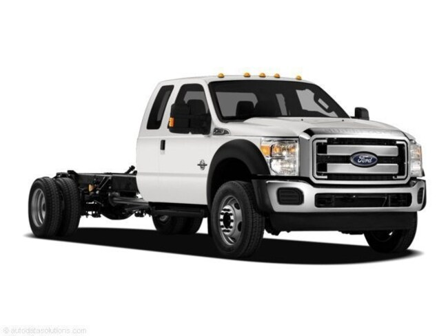 2011 Ford F-350 Super Duty XLT 4x4 4dr Supercab 162 in. WB SRW Chassis Chassis