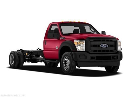 2011 Ford F-350 Chassis XL Truck Regular Cab