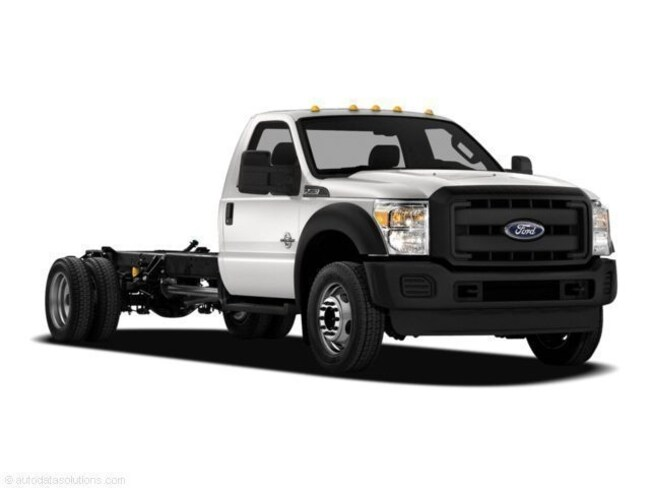 2011 Ford F450 XL V-10 W/NEW 11ft  Mason Dump