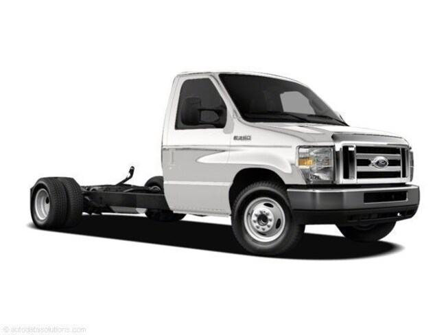2011 Ford Econoline Commercial Cutaway Specialty Vehicle