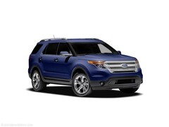 2011 Ford Explorer XLT Front-wheel Drive SUV