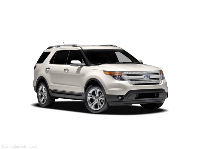 2011 Ford Explorer XLT SUV