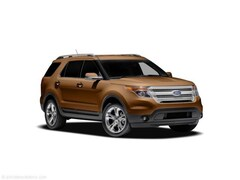 2011 Ford Explorer Limited SUV