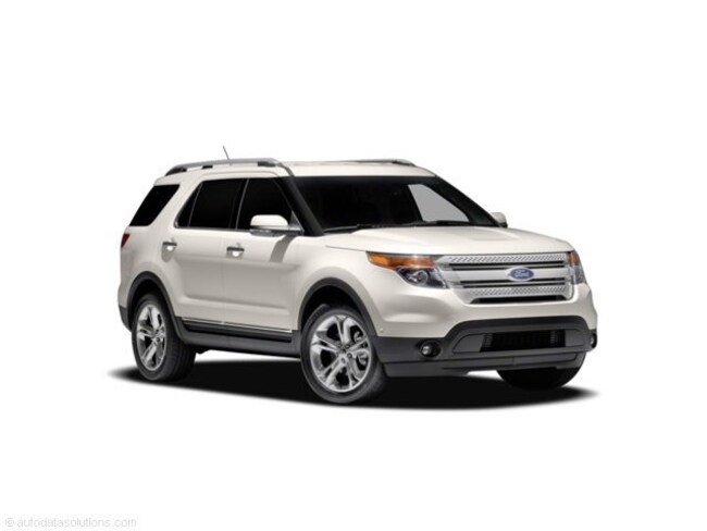 Used 2011 Ford Explorer Limited SUV For Sale McComb, MS