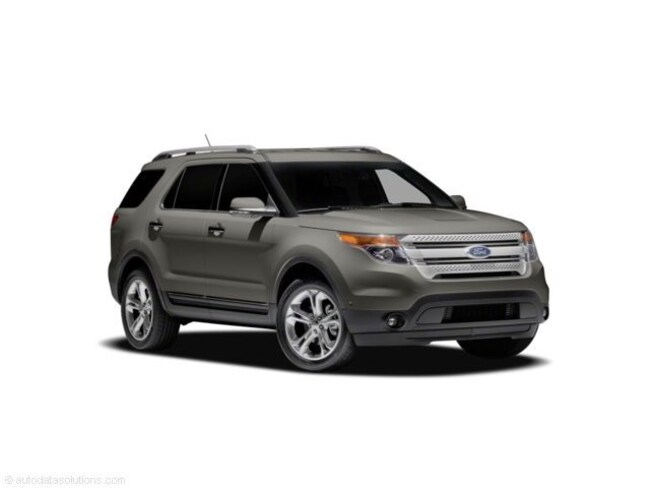 Used 2011 Ford Explorer Limited SUV for sale in Decatur, IL