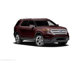 2011 Ford Explorer 4WD 4dr XLT Sport Utility