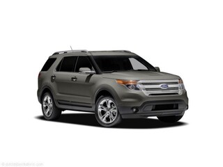 Used vehicles 2011 Ford Explorer XLT SUV for sale near you in Roanoke, VA