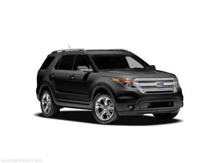 Featured New 2011 Ford Explorer Limited 4WD  Limited for Sale in Carroll, IA