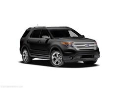 Used 2011 Ford Explorer Limited SUV 1FMHK8F8XBGA47485 for sale in Mt Pleasant, MI