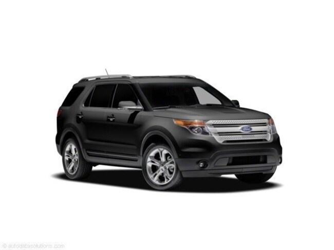 Used 2011 Ford Explorer Limited SUV in St. Louis County