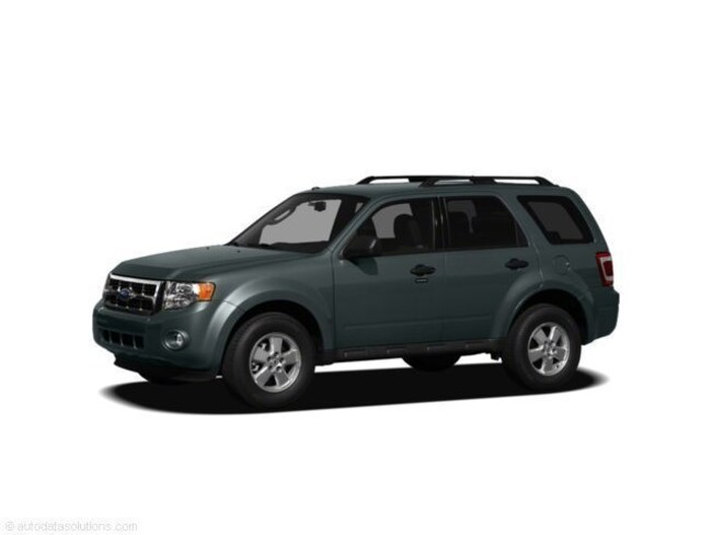 Used 2011 Ford Escape XLT SUV for sale in Wooster, OH
