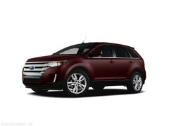 2011 Ford Edge SEL Front Wheel Drive Sedan