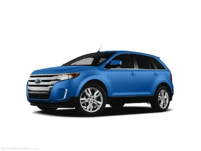 Used  Ford Edge Sel Suv In St Louis County