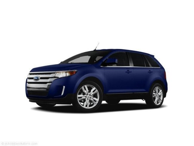used 2011 Ford Edge Limited SUV in O'fallon IL