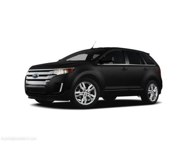 Used 2011 Ford Edge Limited SUV for sale in Boston, MA