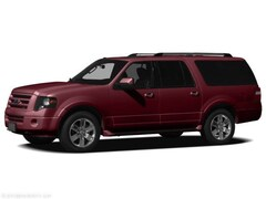 Used 2011 Ford Expedition EL Limited SUV 3684A for sale in Cooperstown, ND at V-W Motors, Inc.