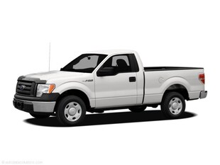 2011 Ford F-150 Regular Cab Pickup