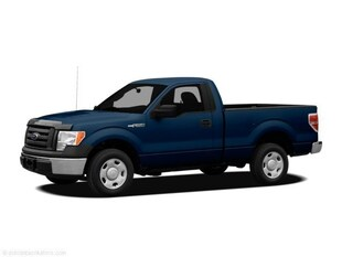2011 Ford F-150 XL Regular Cab Pickup