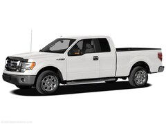 2011 Ford F-150 XLT 2WD Supercab 145 Truck Super Cab