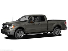 2011 Ford F-150 FX4 4WD SuperCab 145 FX4