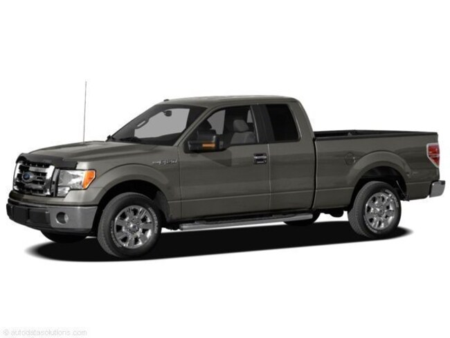 2011 Ford F-150 FX4 4x4 SuperCab 4WD SuperCab 145 FX4