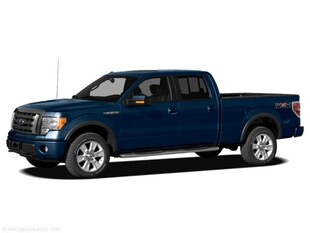 2011 Ford F-150 2WD Supercrew 145 XLT Crew Cab Pickup