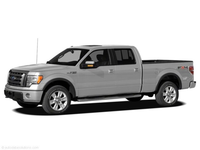 Pre-Owned 2011 Ford F-150 Crew Cab Short Bed Truck for sale in East Silver City, NM