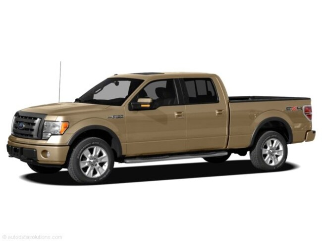 Used 2011 Ford F-150 Truck SuperCrew Cab For Sale Baton Rouge, LA